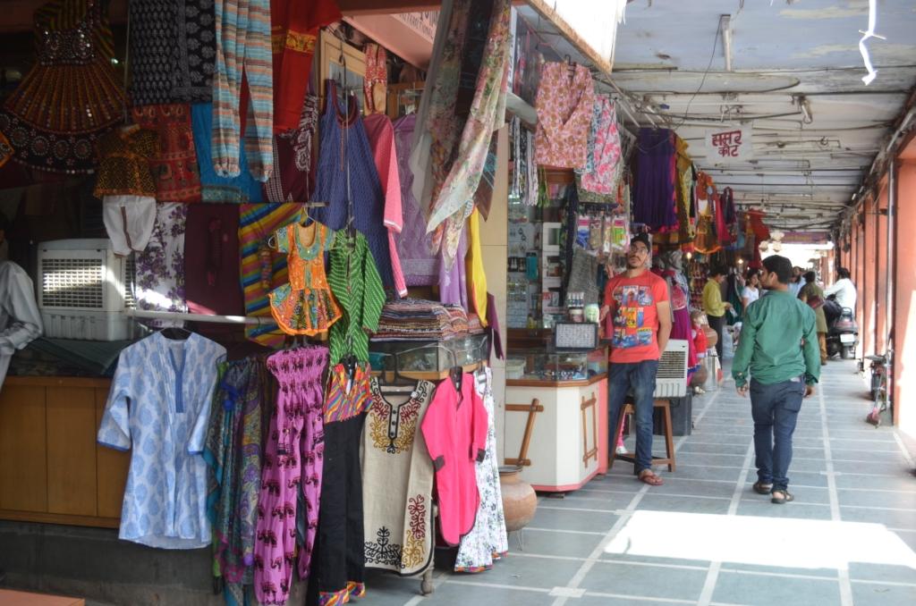 Nehru Bazaar , Jaipur