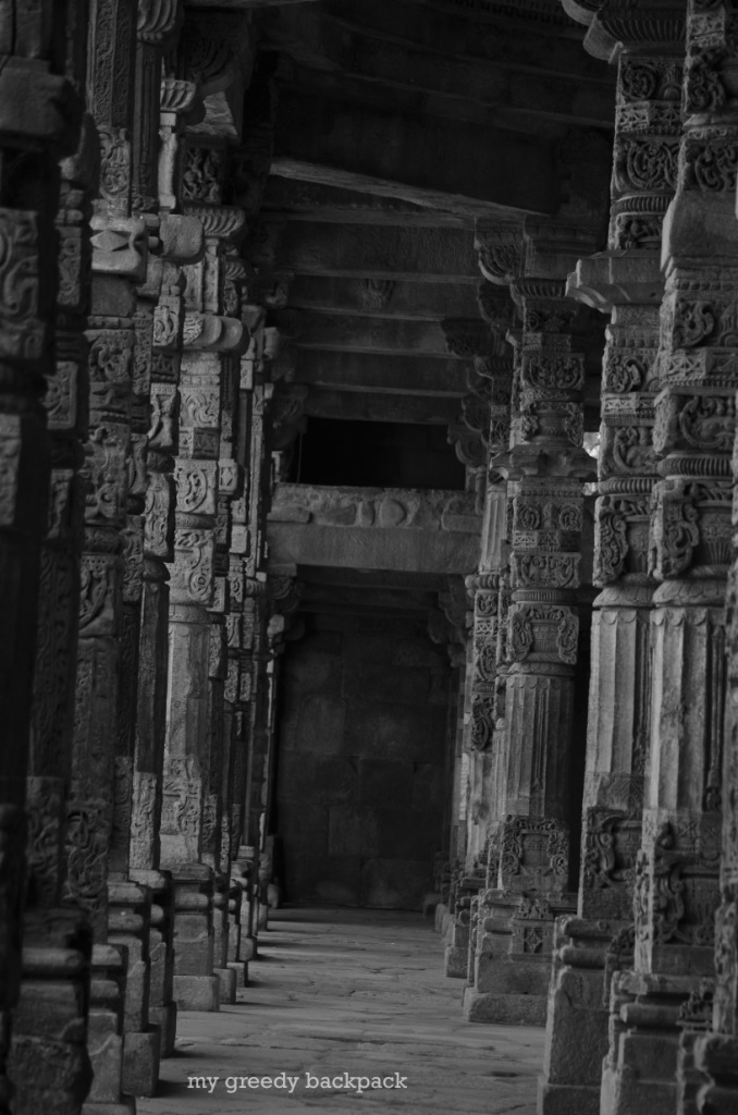 some Beautiful click of Qutub complex
