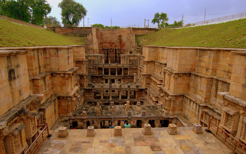 Rani Ki Vav...Queen of Stepwells